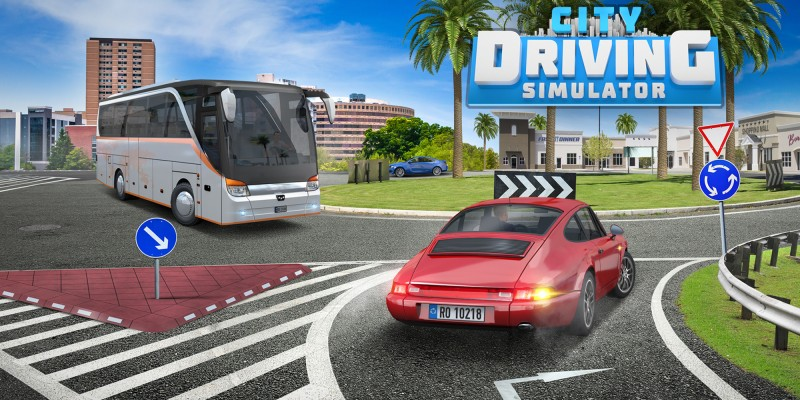 City Driving Simulator