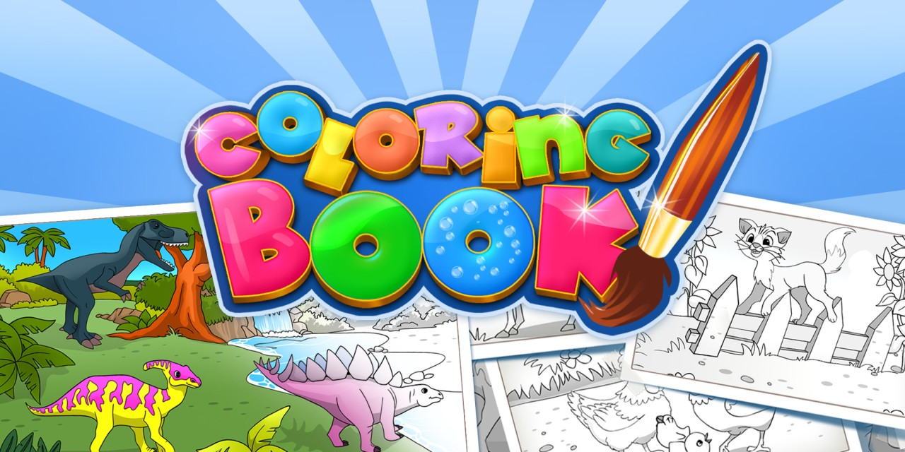 Coloring Book Nintendo Switch Download Software Games