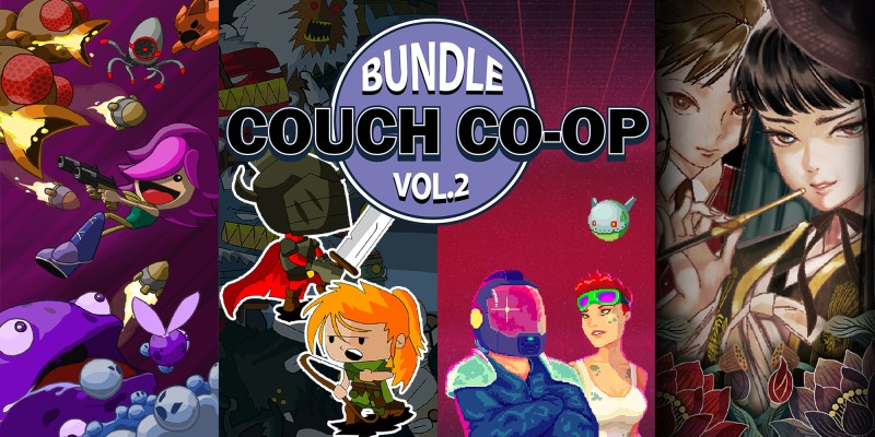 Couch Co-Op Bundle Vol. 2