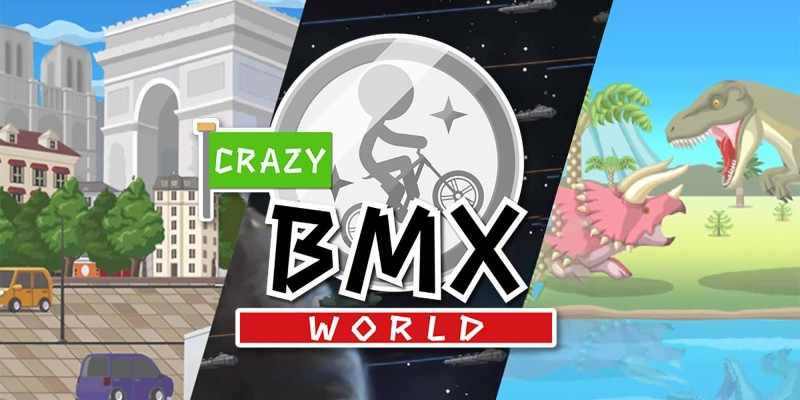 Crazy BMX World