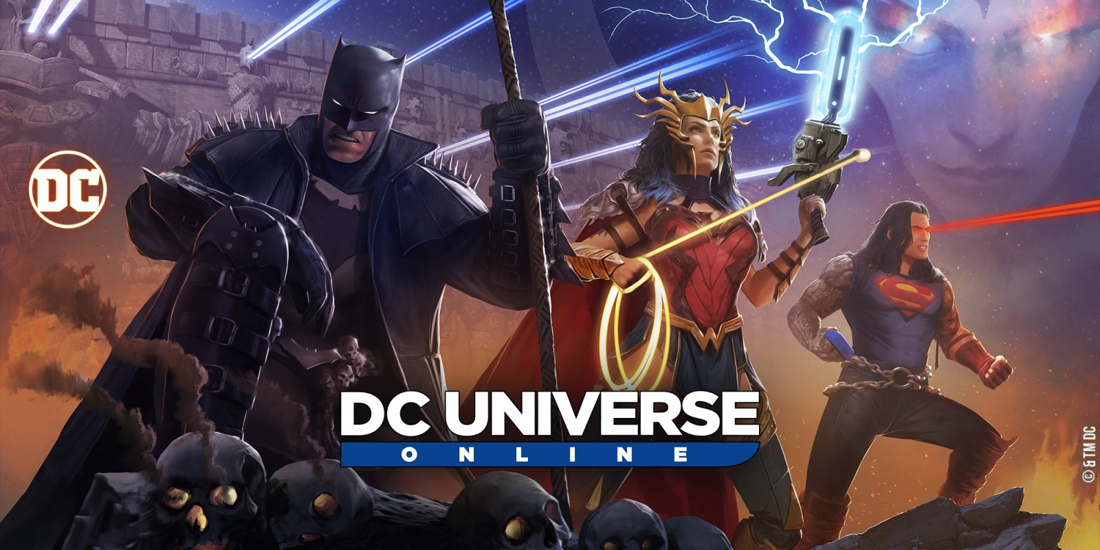dcuo free download
