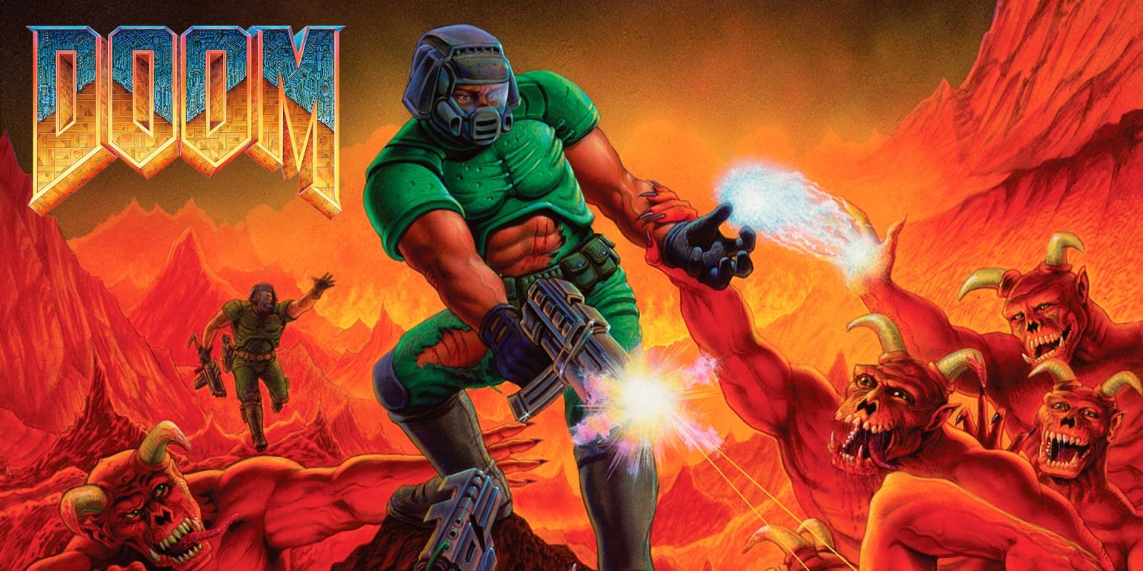 DOOM 1993 Nintendo Switch download software Games