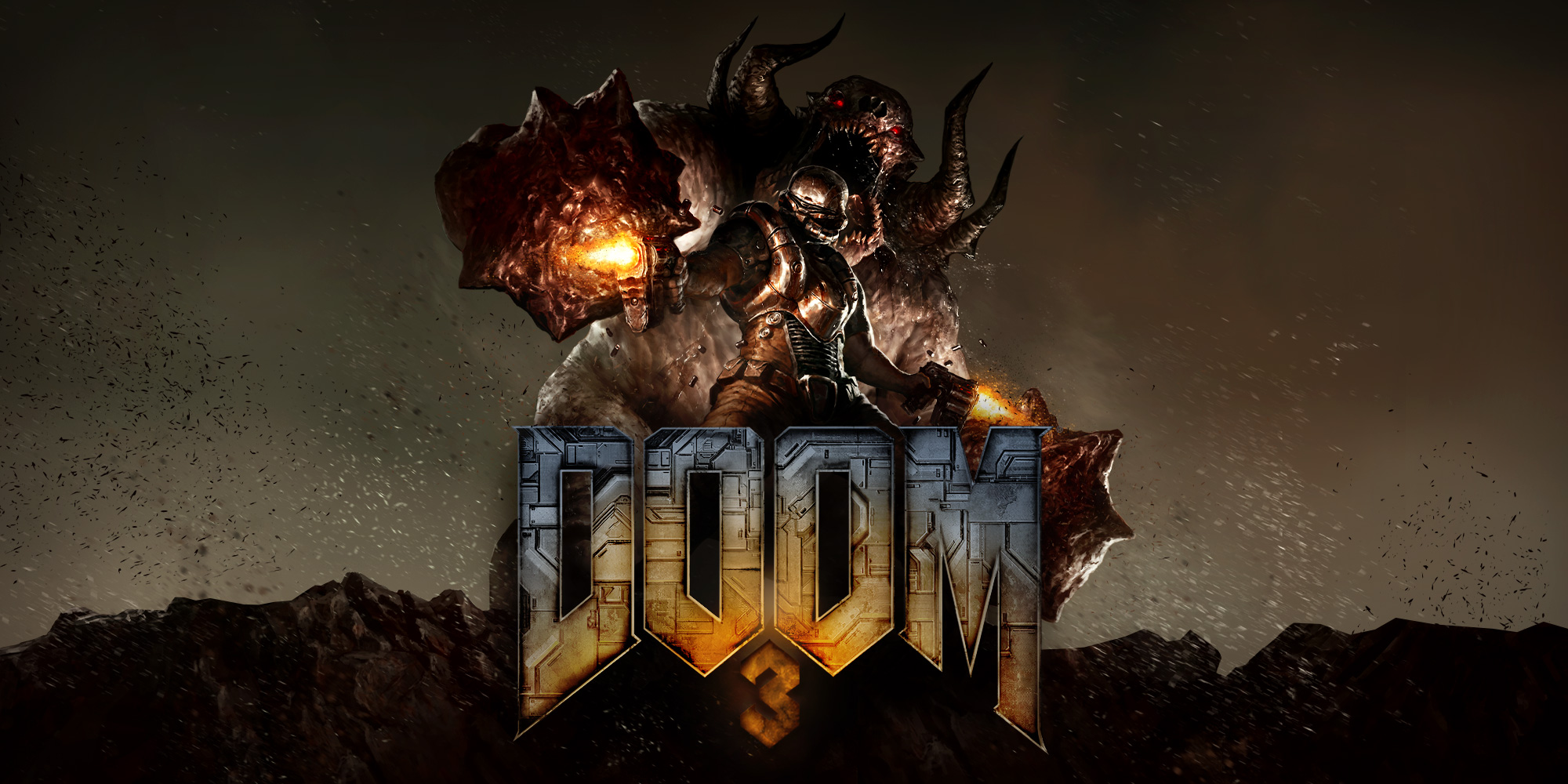 doom 3 es un juegazo que en esta entrega nos mete en ambientes mas oscuros y claustrofobicos a matar demonios salidos del mismo infierno