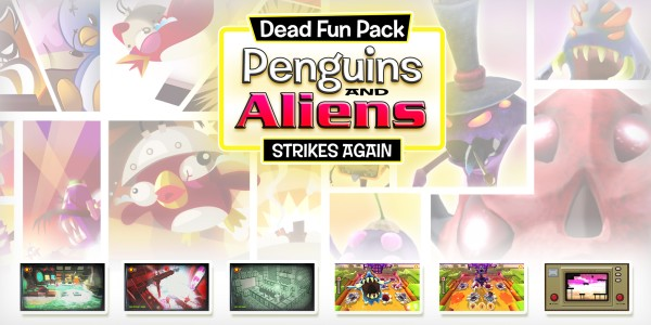 Dead Fun Pack: Penguins and Aliens Strikes Again