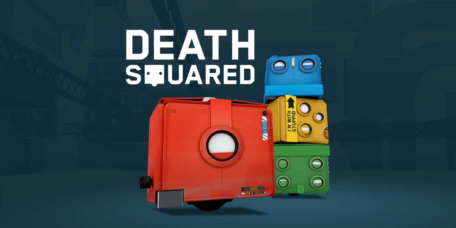 Resultado de imagen para death squared images