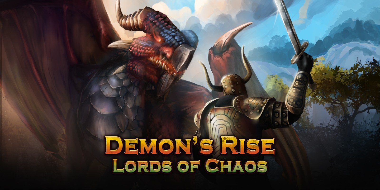 Demon's Rise - Lords of Chaos
