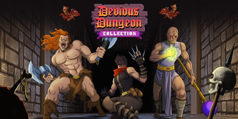 Devious Dungeon Collection