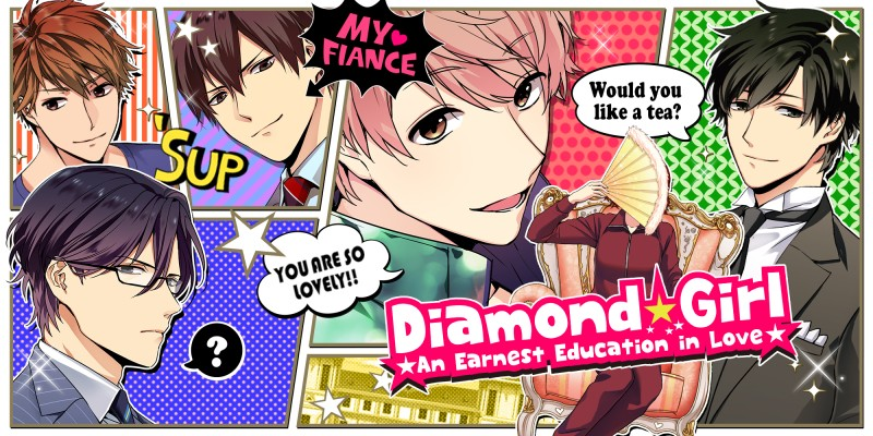 Diamond Girl ★An Earnest Education in Love★