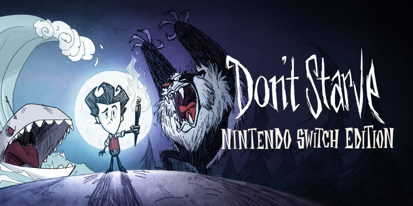 Don T Starve Nintendo Switch Edition Nintendo Switch