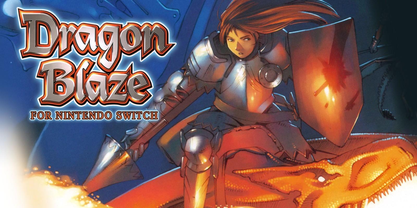 Dragon Blaze For Nintendo Switch Nintendo Switch