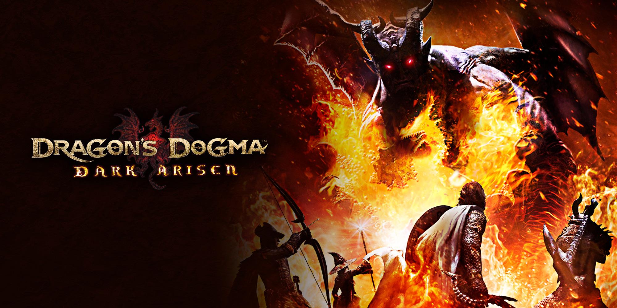 Dragon's Dogma: Dark Arisen | Aplicações de download da Nintendo Switch |  Jogos | Nintendo