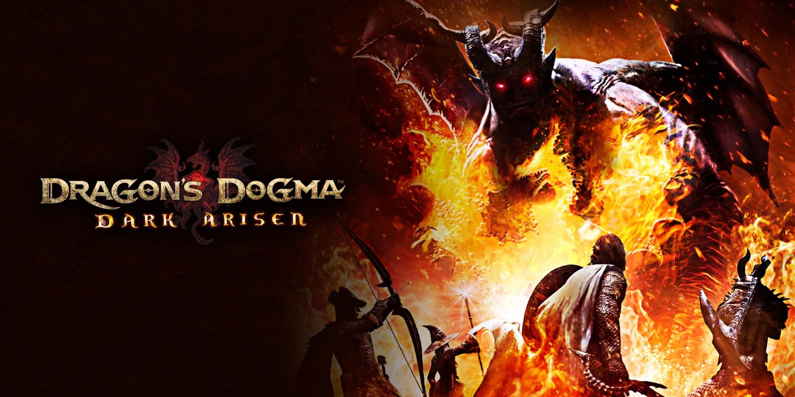 Dragons dogma switch