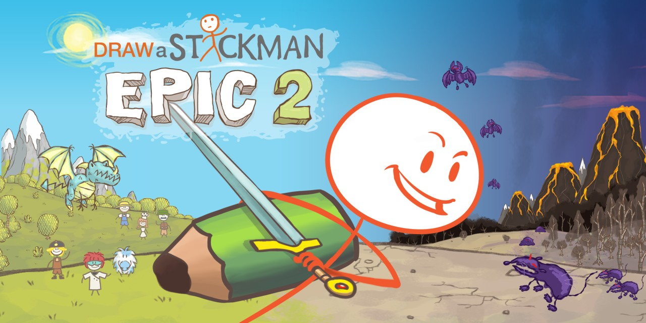 Draw a Stickman EPIC 2 Nintendo Switch download