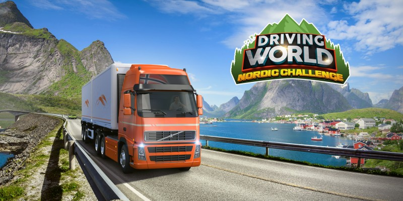 Driving World: Nordic Challenge