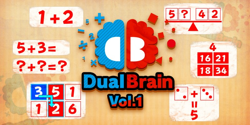 Dual Brain Vol.1: Calculation