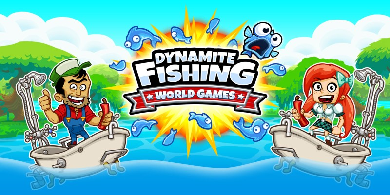 Dynamite Fishing - World Games