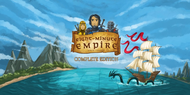Eight-Minute Empire: Complete Edition