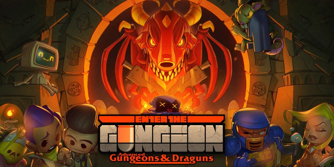 Enter The Gungeon Nintendo Switch Download Software Games Nintendo