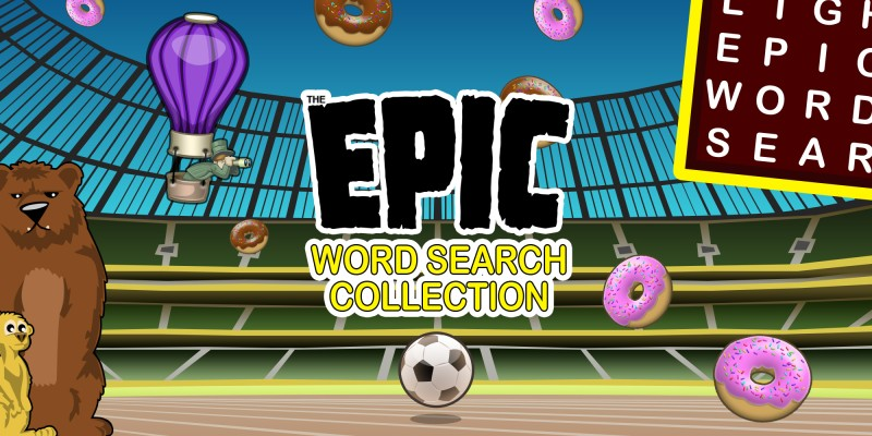 Epic Word Search Collection