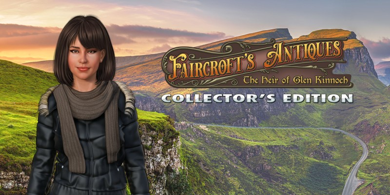 Faircroft's Antiques: The Heir of Glen Kinnoch Collector's Edition
