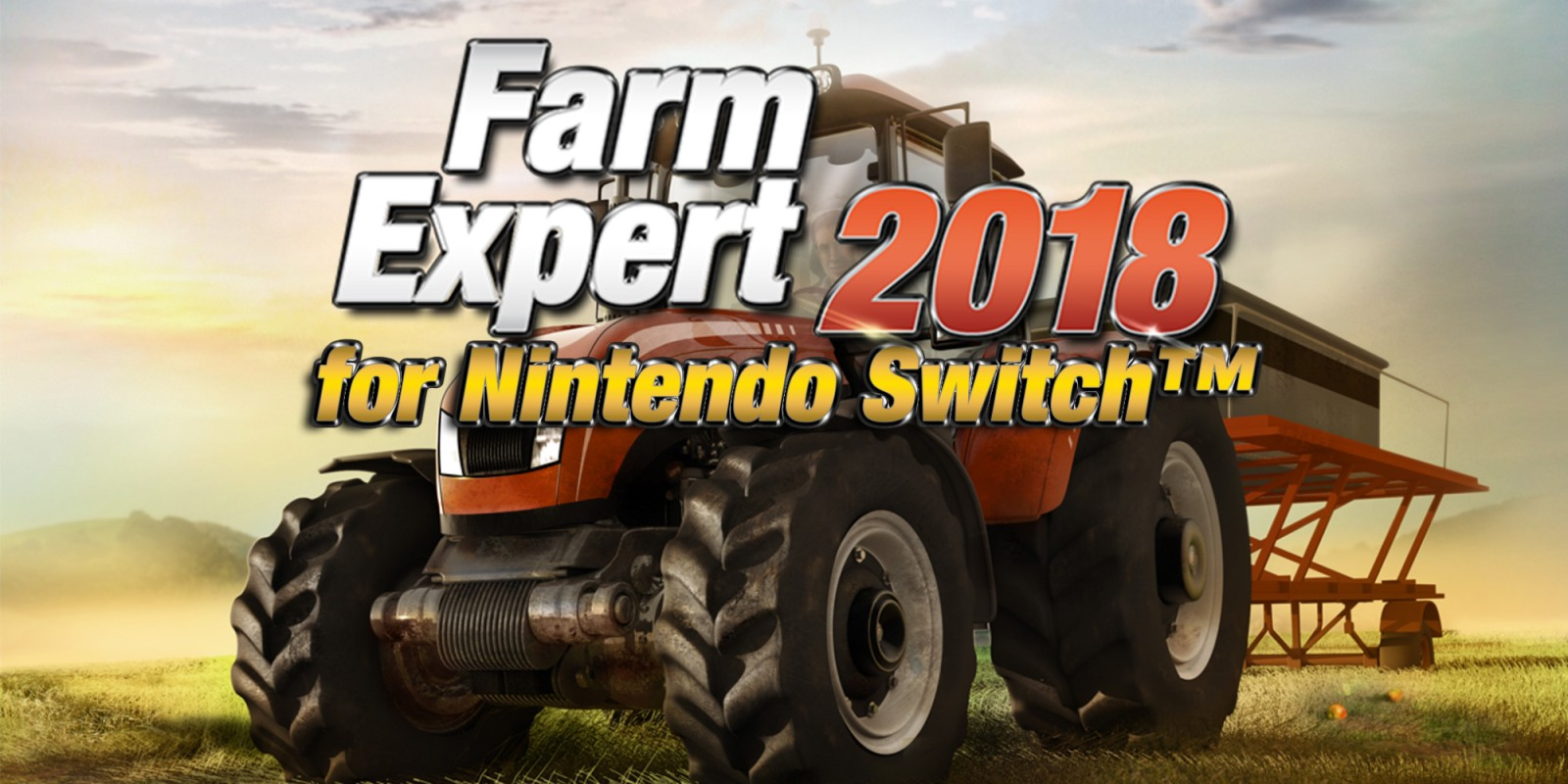 Farm Expert 2018 for Nintendo Switch™