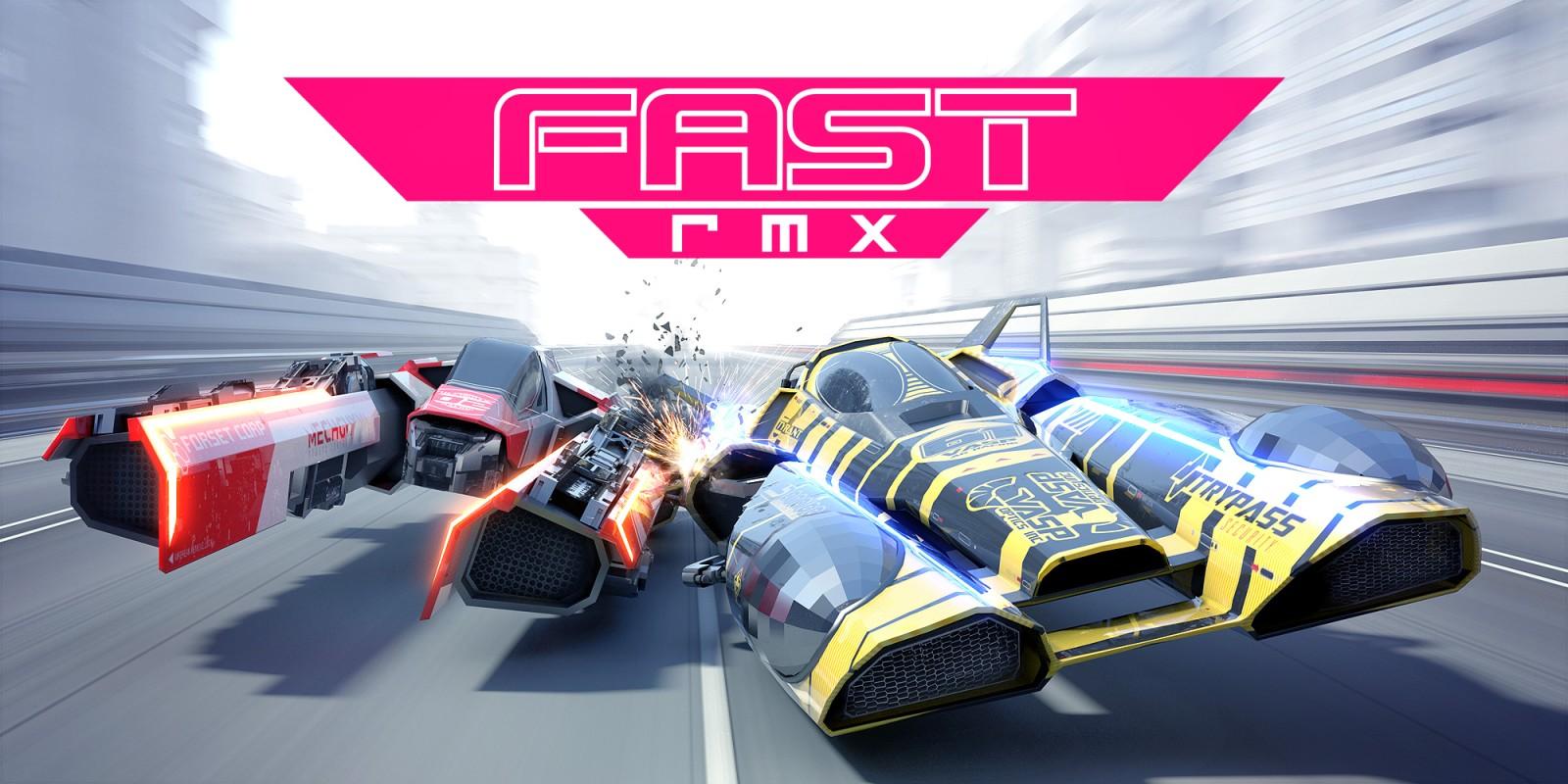 Resultado de imagen de Nintendo Switch fast rmx