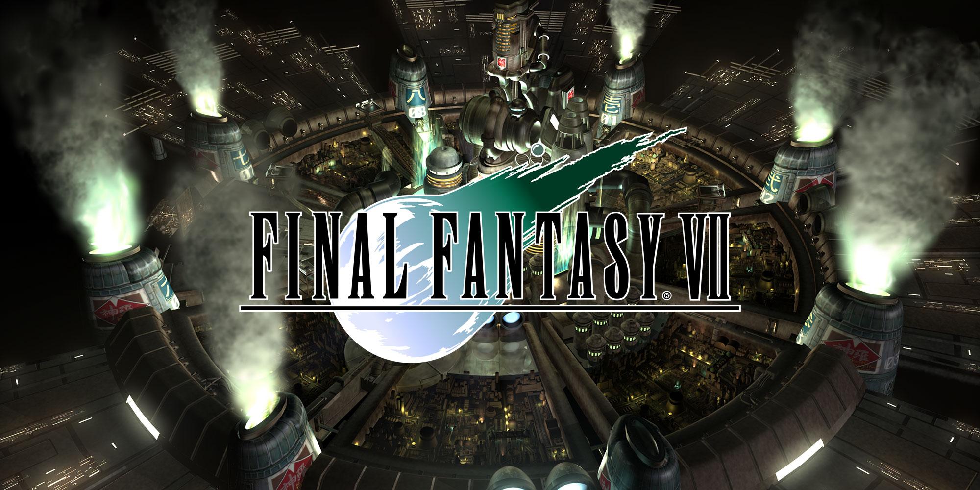 FINAL FANTASY VII | Aplicações de download da Nintendo Switch ...