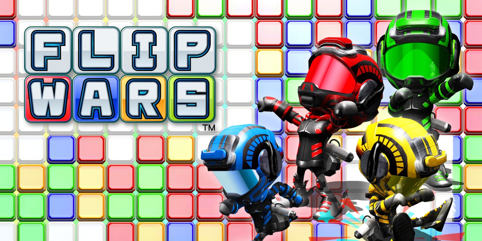 Flip Wars | Nintendo Switch download software | Games | Nintendo