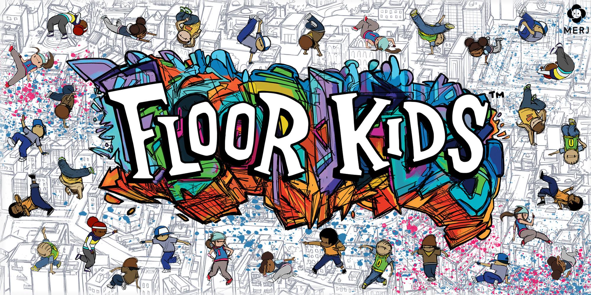 Floor Kids Nintendo Switch software Games