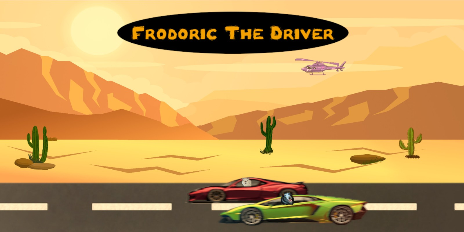 Frodoric The Driver