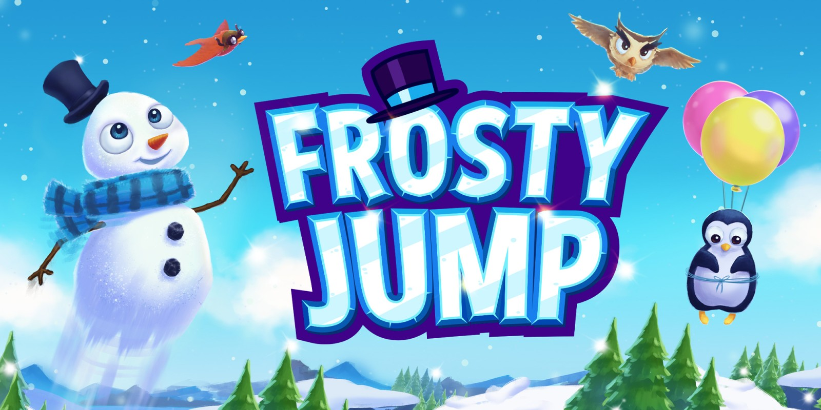 Frosty Jump