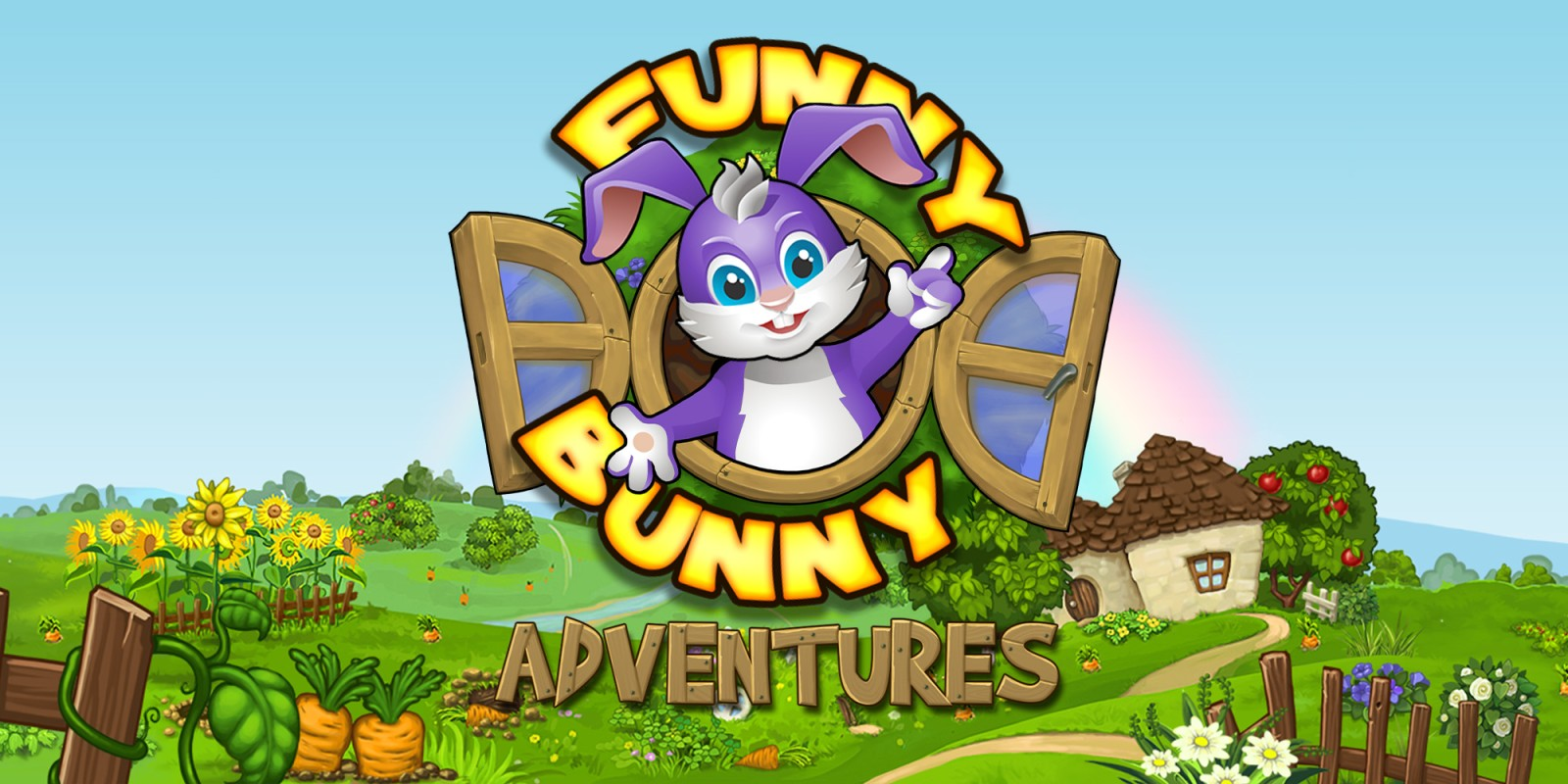 Funny Bunny Adventures