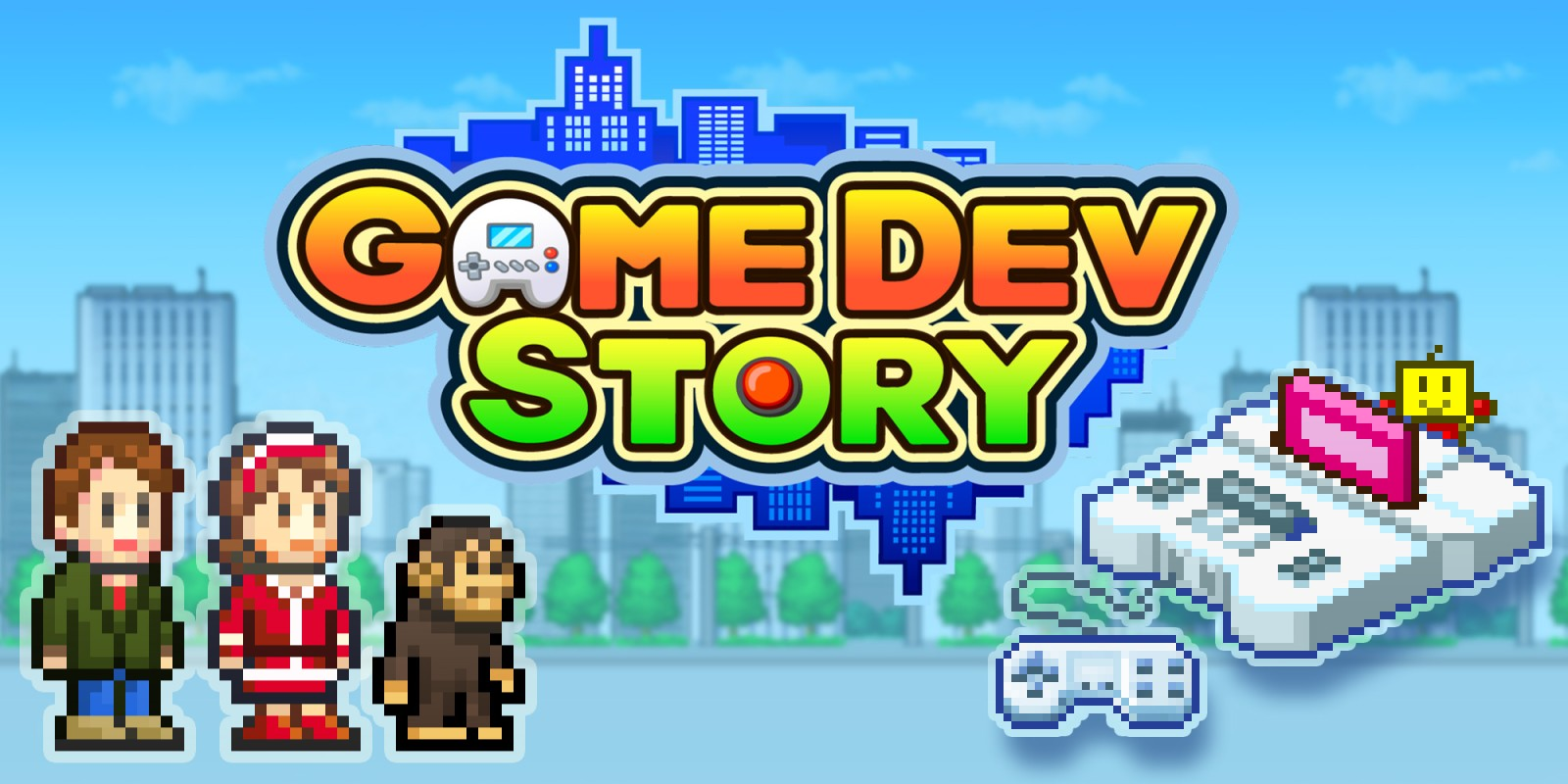 Game dev story for android download apk free.