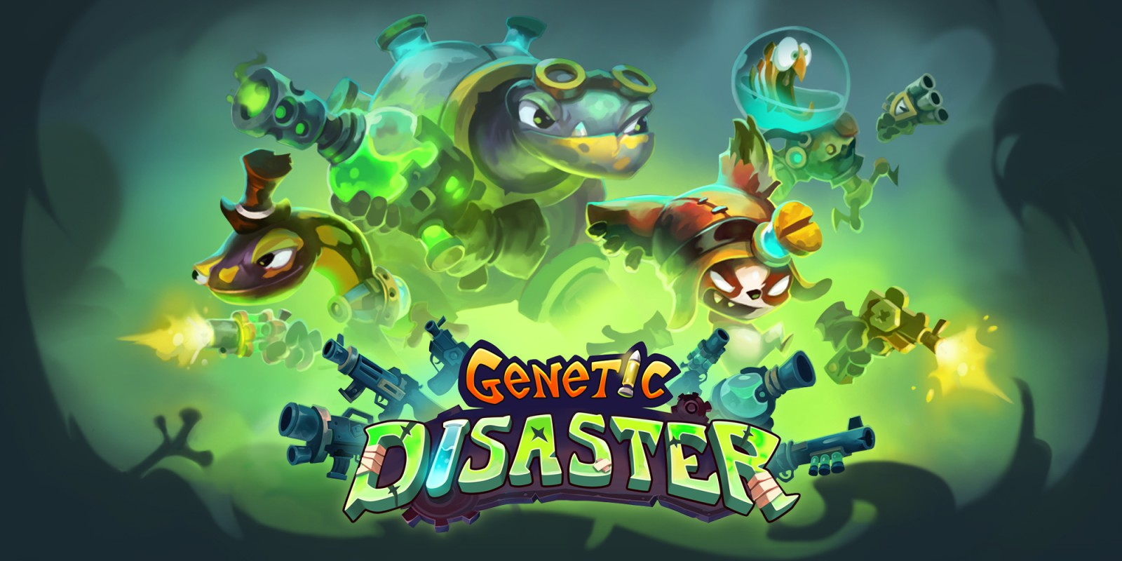 Genetic Disaster