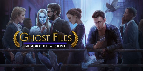Ghost Files: Memory of a Crime