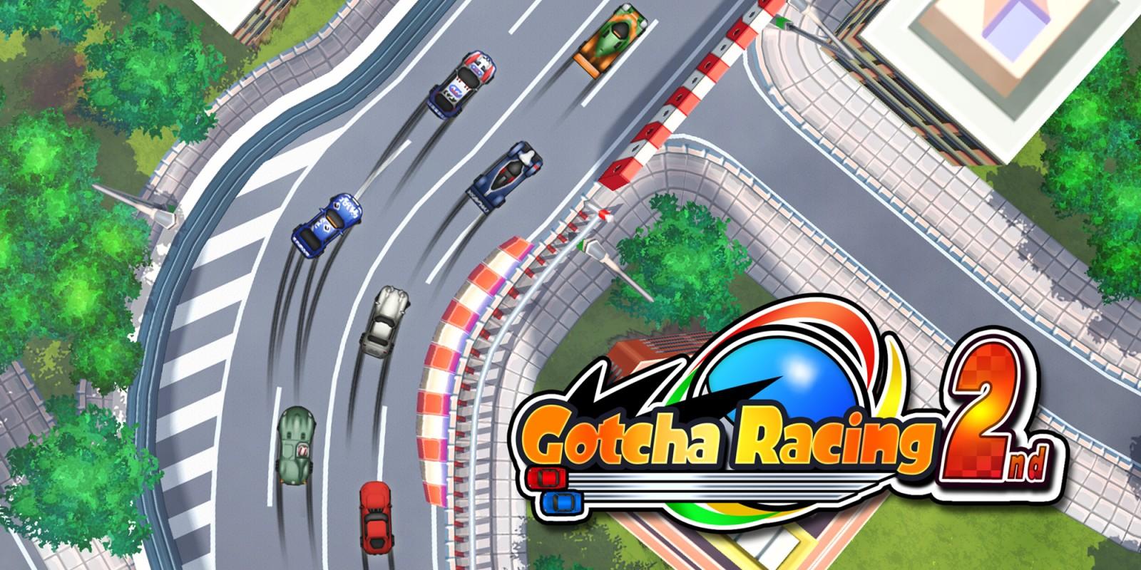 Gotcha Racing 2nd | Nintendo Switch download software | Games | Nintendo