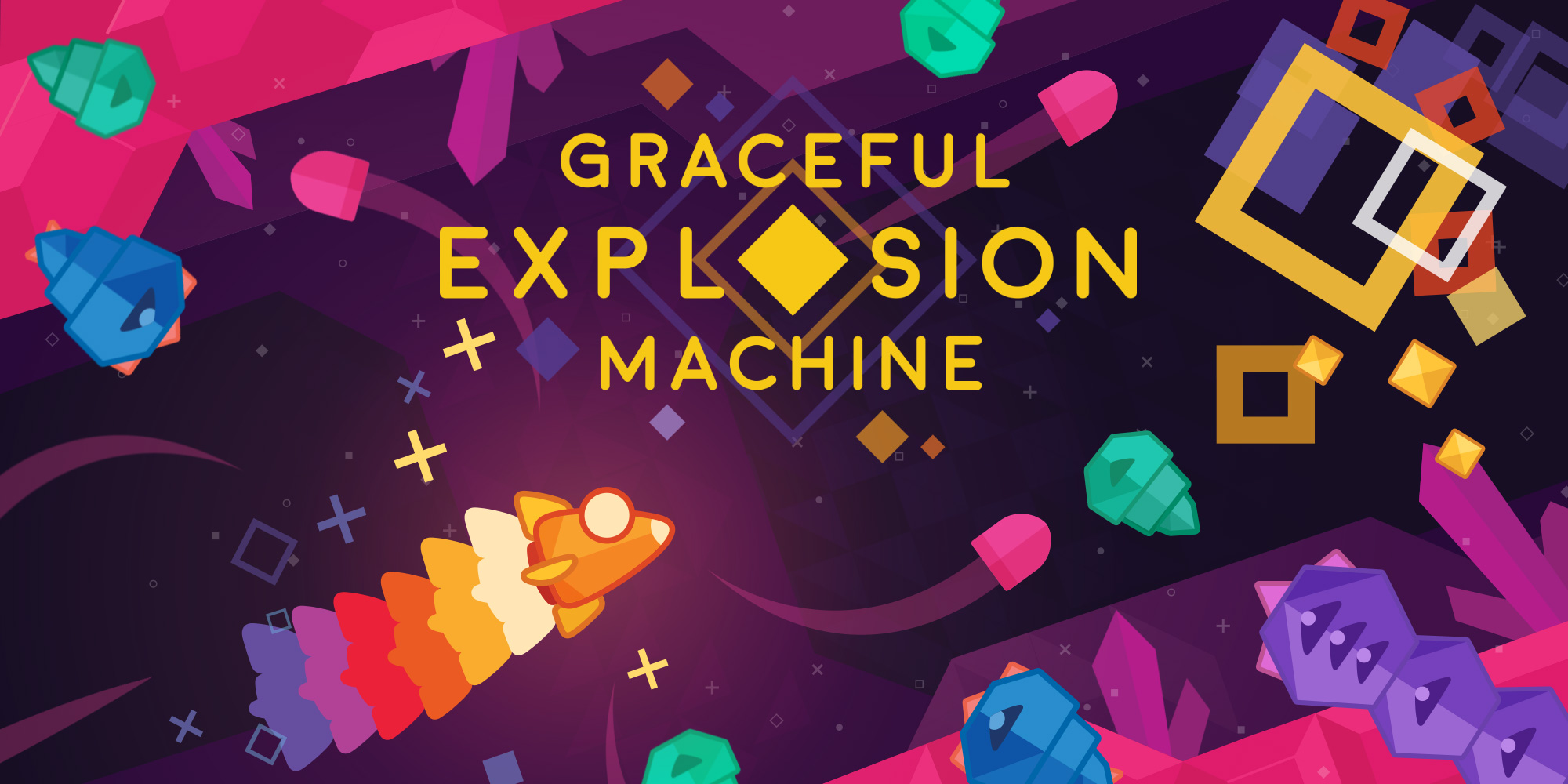 Image result for graceful explosion machine