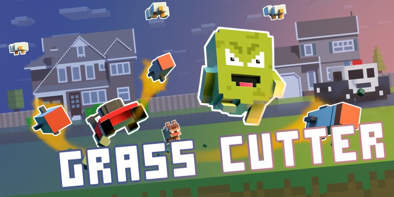 Grass Cutter - Mutated Lawns