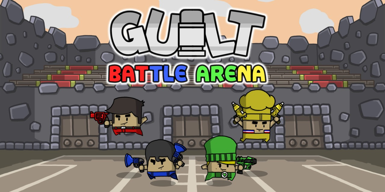 GUILT BATTLE ARENA Giochi Scaricabili Per Nintendo