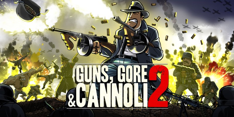 Guns, Gore and Cannoli 2