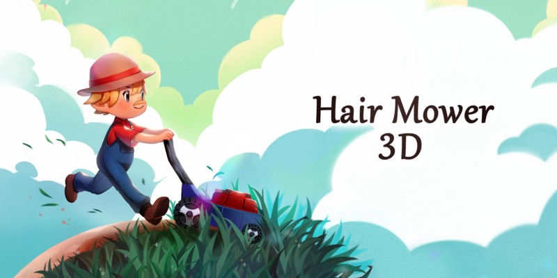 Hair Mower 3D