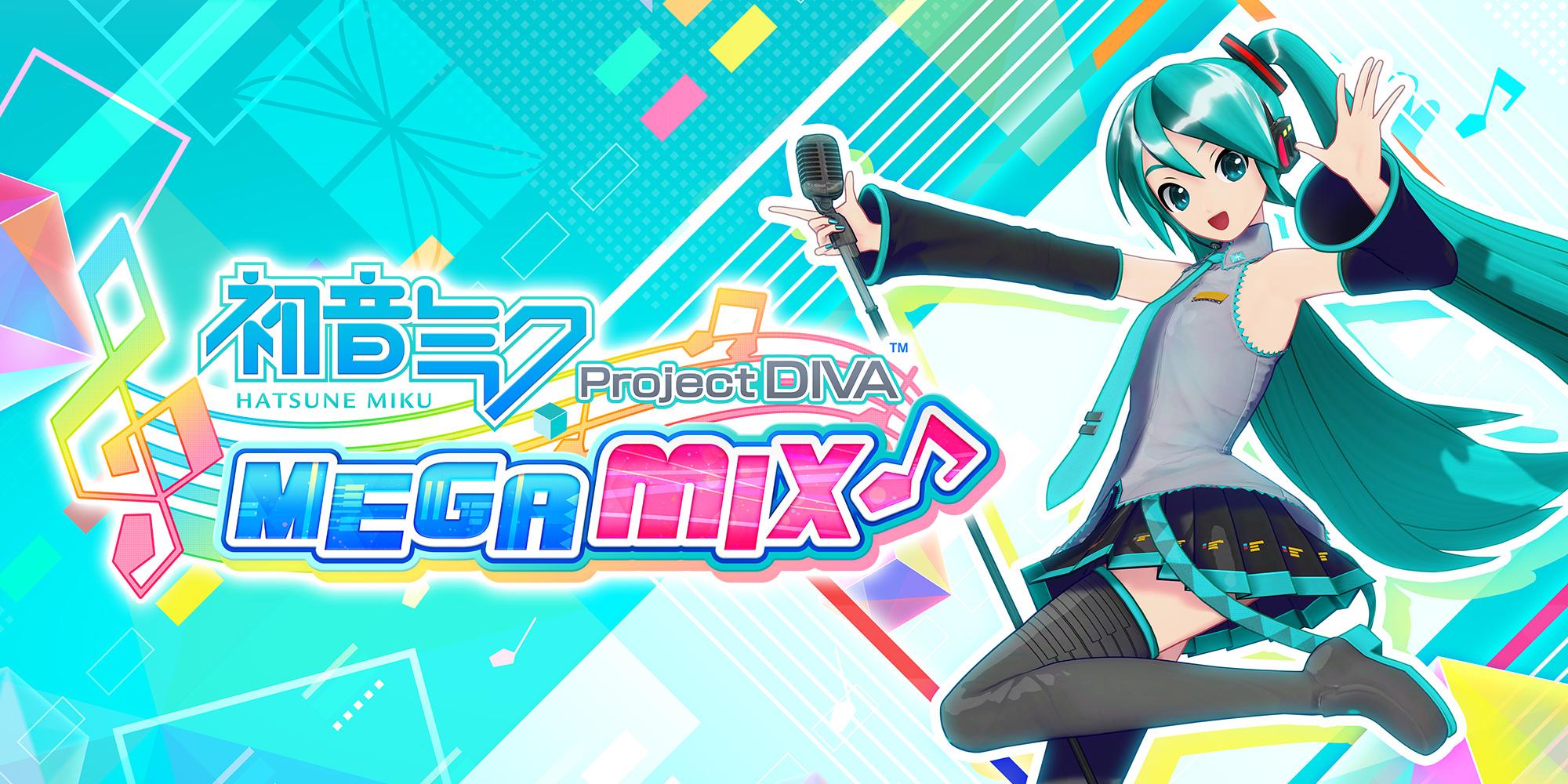 Hatsune Miku: Project DIVA Mega Mix   Giochi scaricabili per Nintendo  Switch   Giochi   Nintendo