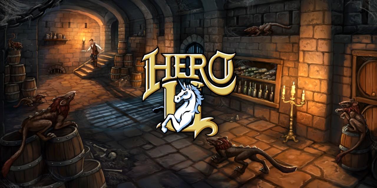 Hero-U: Rogue to Redemption Nintendo Swicht cover