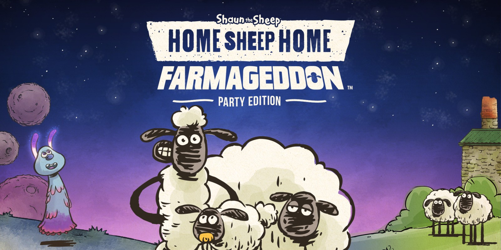 Home Sheep Home: Farmageddon Party Edition