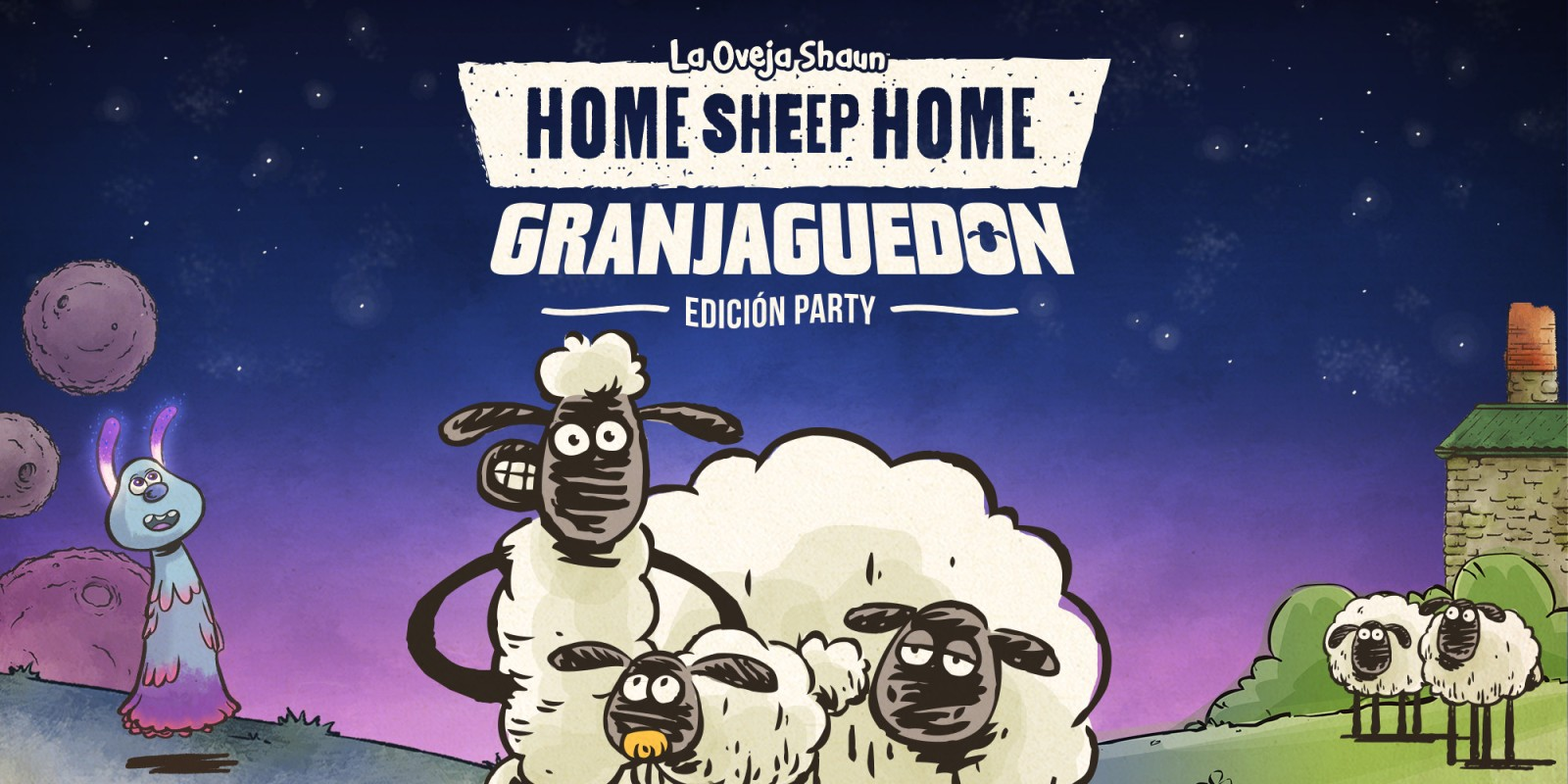 Home Sheep Home: Granjaguedon Edición Party