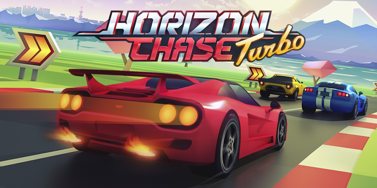 Horizon Chase Turbo | Nintendo Switch download software