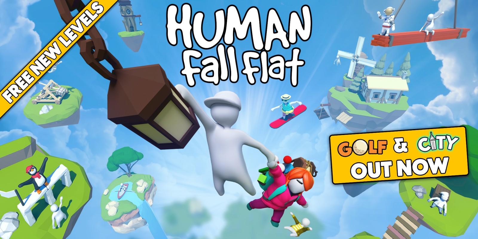 Human Fall Flat Nintendo Switch