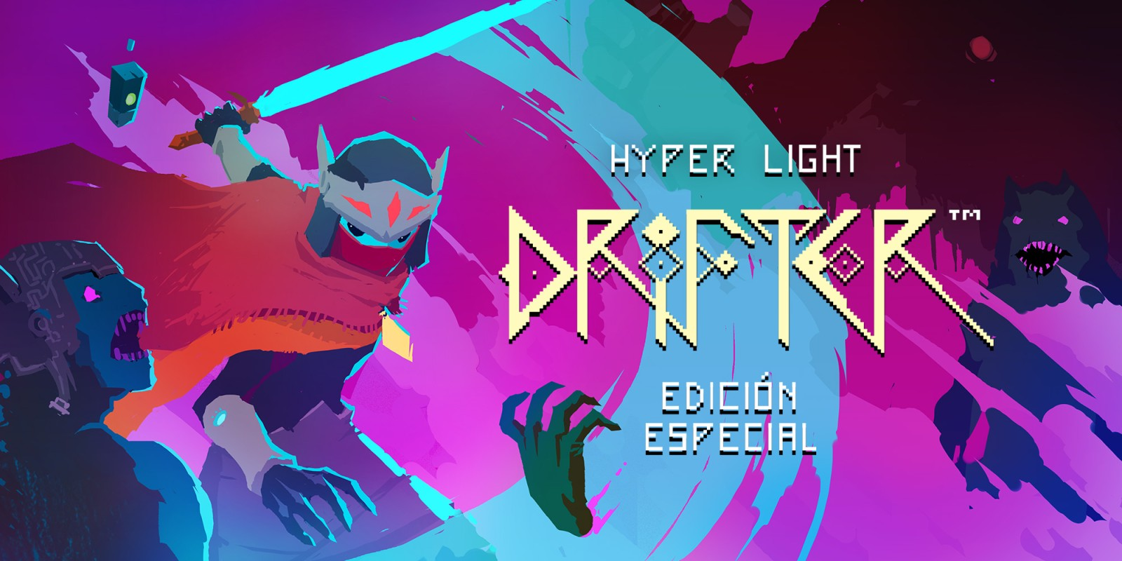 Hyper Light Drifter Edicion Especial Programas Descargables
