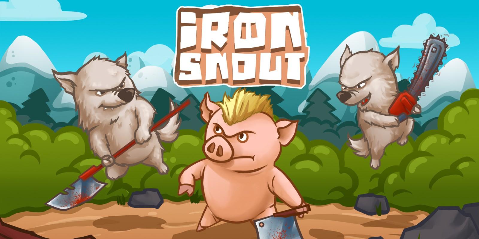 Iron Snout | Загружаемые программы Nintendo Switch | Игры | Nintendo