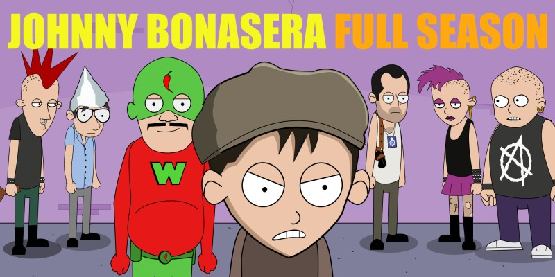 Johnny Bonasera Full Season